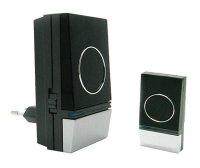 Zvonek domovní bezdrátový 1L02 32 melodií AC 230V