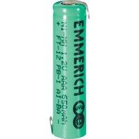Akumulátor NiMH Emmerich AAA 650 mAh, ZLF