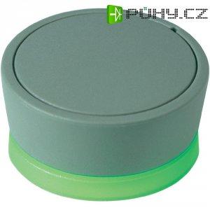 Ovládácí knoflík OKW D8733008, 6 mm, podsvícení RGB