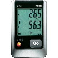 Teplotní/vlhkostní datalogger testo 176 H1, -20 až +70 °C