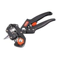 Nůžky roubovací 215mm, pro průměry větví 5-12mm, nylonová rukojeť EXTOL PREMIUM