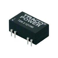 DC/DC měnič TracoPower TDR 2-2412WI