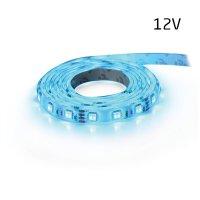 LED pásek 12V 5050 60LED/m IP65 max. 14.4W/m modrá (1ks=5cm) zalitý