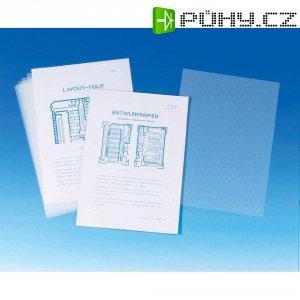Návrhová fólie, DIN A4, matná, 5 ks