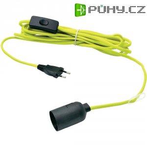 Připojovací kabel Konstsmide, žlutý, 5 m