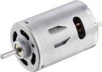 Univerzální elektromotor Mottrax, 6 V, 11 600 ot./min.