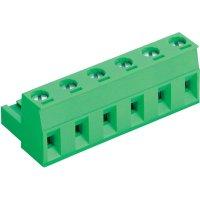 Šroubová svorka PTR AKZ960/5-7.62 (50960050021E), AWG 41995, 7,62 mm, zelená