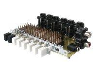Stavebnice PT049 Přepínač audiovstupů s izostaty - RETRO EDICE