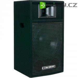 Aktivní reprobox Mc Crypt PA 15/2A, 125 dB, 300/400 W