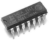 MDA2062 - EEPROM 1024bit, DIP14