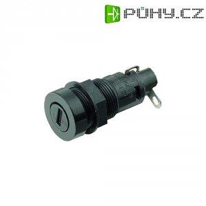 Držák pojistky SCI rozměru 5 x 20 mm, 250 V/AC, 10 A, 15 mm x 33 mm