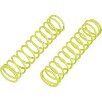 Pružina tlumiče Reely Extra Hard, 85 x 2 mm, neonově žlutá, 1:8, 2 ks (MV1393Y20)