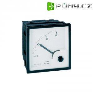 Analogový vestavný přístroj 72DE 300 V