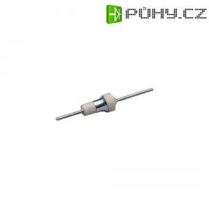 Kondenzátor průchodkový, 2000 pF, 160 V, 20 %, 6 x 3,5 mm