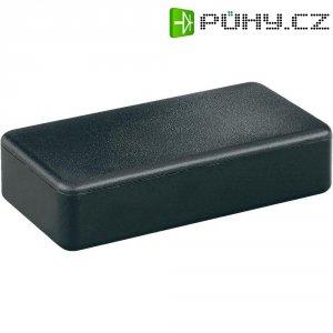 Univerzální skříň Strapubox 2410SW, (d x š x v) 100 x 51 x 25 mm, černá (2410BK)