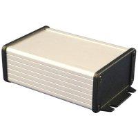 Univerzální pouzdro hliníkové Hammond Electronics 1457N1602BK, (d x š x v) 160 x 104 x 54,6 mm, černá