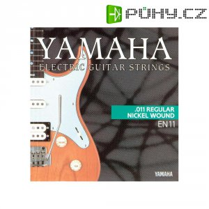 Struny na elektrickou kytaru Yamaha Standard, 011 - 052