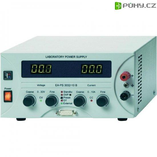 Laboratorní síťový zdroj EA-PS 3016-10B, 0 - 16 VDC, 0 - 10 A - Kliknutím na obrázek zavřete