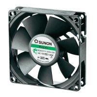 Ventilátor Sunon DR ME80201V1-000U-A99, 80 x 80 x 20 mm, 12 V/DC