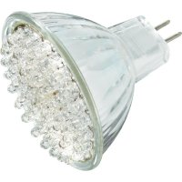 Power LED 60 GU5.3 2,8 W bílá