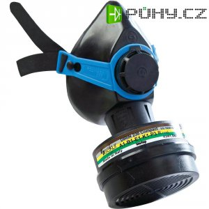 Respirační polomaska Ekastu Safety colorex multi, 133 335