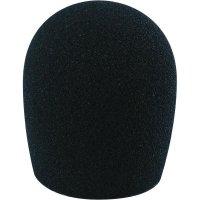 Ochrana mikrofonu před větrem,40 - 55 mm, černá