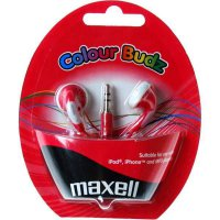 COLOUR BUDZ RED SLUCH. MAXELL 303365