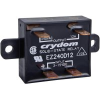 Elektronické zátěžové relé série EZ Crydom EZ240D18S, 18 A