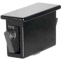 Rychloúchytka PB Fastener 0111-3010-01-37, černá, 1 ks