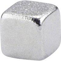 Permanentní magnet krychlový PIC-M020202, (d x š x v) 2 x 2 x 2 mm, N38