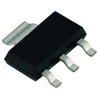 Tranzistor SMD NXP Semiconductors BSP 43, SOT-223, 1 A, 80 V