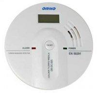 Detektor úniku oxidu uhelnatého ORNO