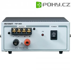 Spínaný síťový zdroj Voltcraft FSP 4805, 48 VDC, 5 A