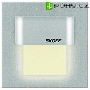 Vestavné LED osvětlení SKOFF Tango Mini, 10 V, 0,4 W, teplá bílá, hliník