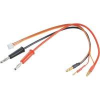 Napájecí kabel Modelcraft Hard Case LiPo XH 2S