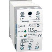 Zdroj na DIN lištu Idec PS5R-B12, 1,25 A, 12 V/DC