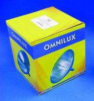Wolframová žárovka Omnilux PAR-64 MFL, 240V/500W GX16d