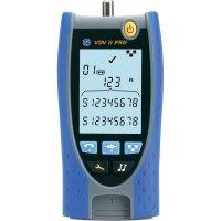 Tester pro instalaci datových, zvukových a video kabelů IDEAL Networks VDV II PRO, R158003