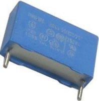 33n/275V~ Philips MKP366, svitkový kondenzátor radiální