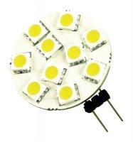 LED modul G4 5050-10SMD - bílá