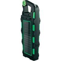 Outdoor multifunkční zařízení se solárním nabíjením Soulra Raptor SP200, zelené