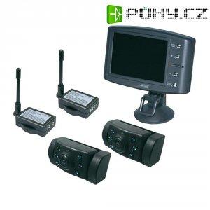 Bezdrátový parkovací videosystém ProUser, 2 kamery