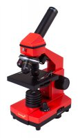 Mikroskop LEVENHUK RAINBOW 2L PLUS oranžová