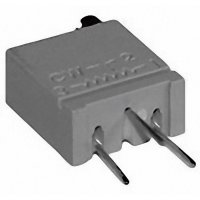 Cermetový trimr TT Electro, 2094511001, 500 Ω, 0,5 W, ± 10 %