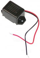 Bzučák FC208L 3V s elektromagetickým měničem