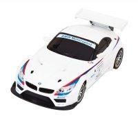 RC model auto 1:24 BMW Z4 GT3 (BUDDY TOYS BRC 24030 WH)