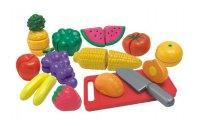 Ovoce a zelenina TEDDIES dětská
