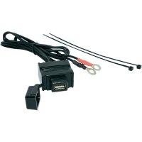 Vestavná USB zásuvka Baas USB2, 1 A