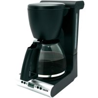 Kávovar Salco KFT-900, 900 W, černá/stříbrná