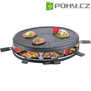 Stolní raclette gril Severin RG 2681, 1100 W, černá